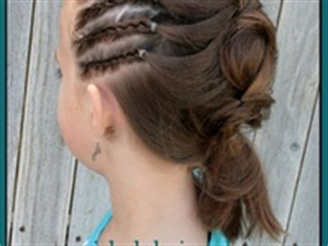 french braid hairstyles for tweens tween styles on pinterest braided mohawk french braids