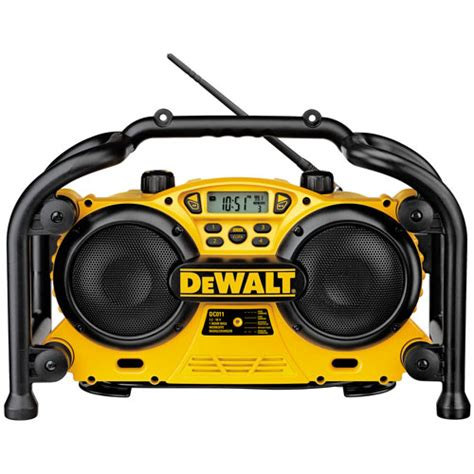chargers radio dc011 worksite radio charger dewalt tools