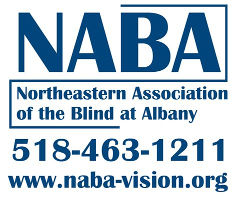 Northeastern Association Of The Blind partners serve albany