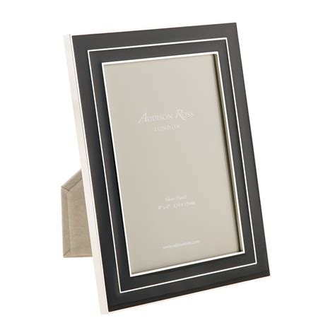 4x6 Photo Frames by Buy Ross Manhattan Black Photo Frame 4x6 Quot Amara