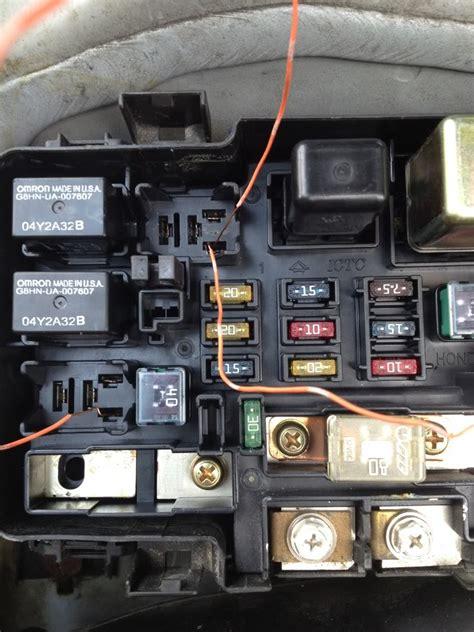 honda civic ac compressor wiring soloist wiring diagram