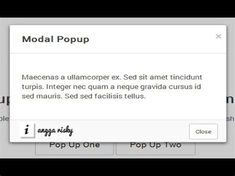 jquery tutorial game full download css modal window