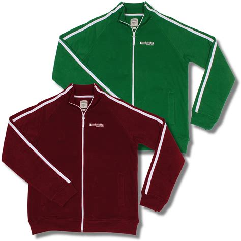 Hoodiezipper Lambretta 1 lambretta carnaby st zip thru piped sports track top sweatshirt adaptor clothing