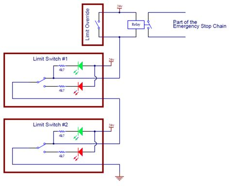 limit switch wiring diagram cnc limit switches 2