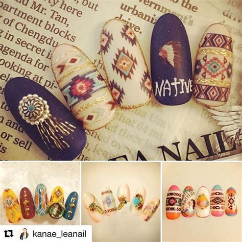 Japan Joyme Nail Sticker Nail Nail Sticker Kuku 603 96 best ネイル ネイティブ系 images on nailart bohemian and fabulous nails