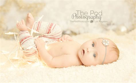 how to take baby frist christmas pictures how to take light and baby photos archives los angeles based photo studio the pod