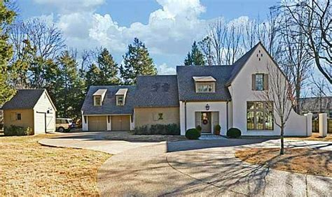 Contemporary Craftsman Homes an architect s family home in germantown tennessee