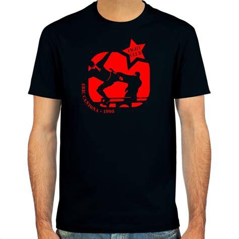 Aaf Cantona 1 T Shirt eric cantona kung fu t shirt spielraum