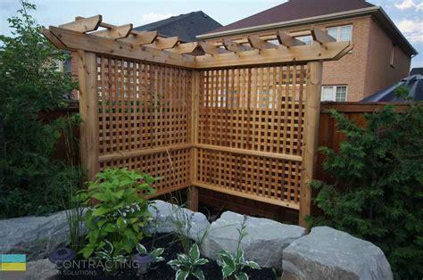 interlocking patio fiberglass pool landscaping cedar
