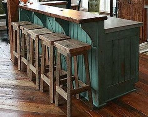 Rustic Bar Stool Plans : Rustic bar Stool Counter Height