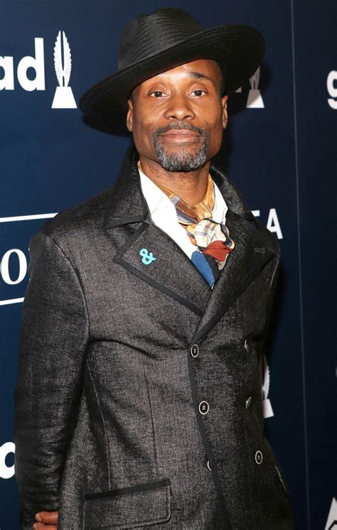 billy porter contact billy porter picture 11 28th annual glaad media awards