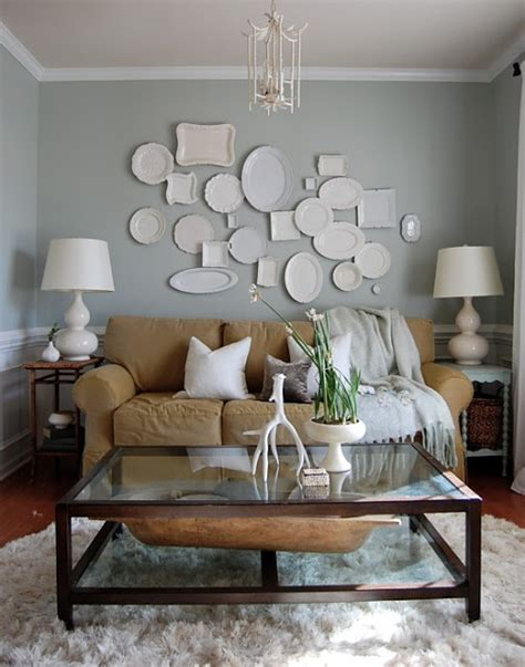 wall art above sofa decorating inspiration displaying collections in your
