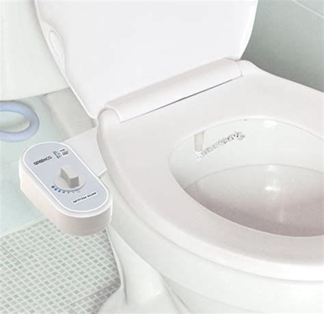 Toilet That Sprays Water Greenco Bidet Fresh Water Spray Non Electric Mechanical