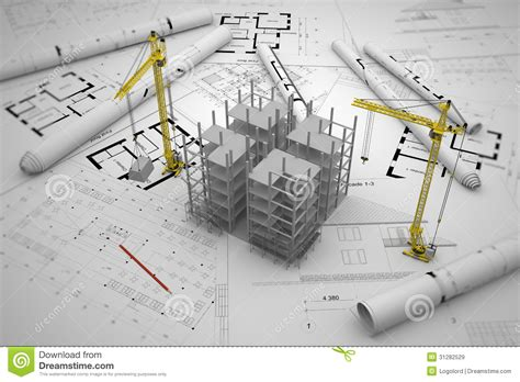 design concept construction construction concept royalty free stock images image