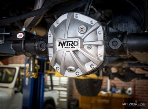 513 gears for jeep jk nitro gearing for go jeep wrangler jk 5 13 install