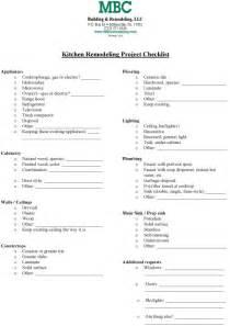 kitchen remodel checklist 7 bathroom renovation