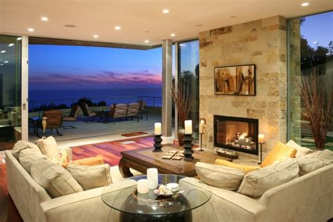 exotic tropical living room designs enjoy view