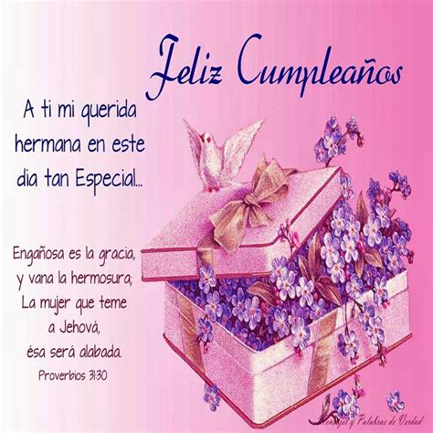 imagenes bellas de feliz cumpleaños hermana tarjetas de cumplea 241 os para una hermana 187 im 225 genes frases