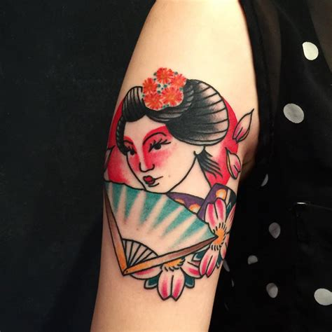 70 japanese geisha tattoo meaning and designs
