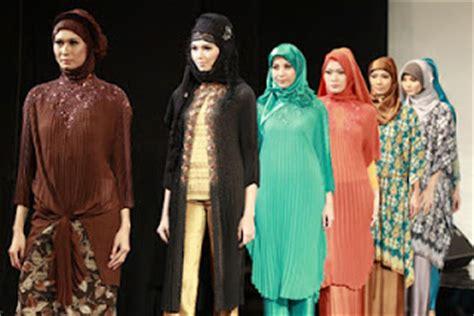 Gamis Ql K 010 Pakaian Syari Muslimah Fashion Wanita Dress Mura fashion show karya desainer busana muslim indonesia 2012