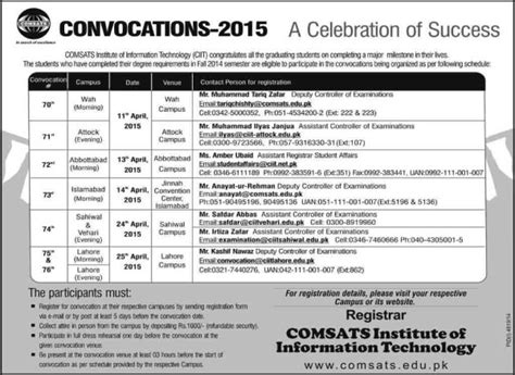 Comsats Mba Fee Structure by Comsats Transport Fee Structure Semester Wise For All