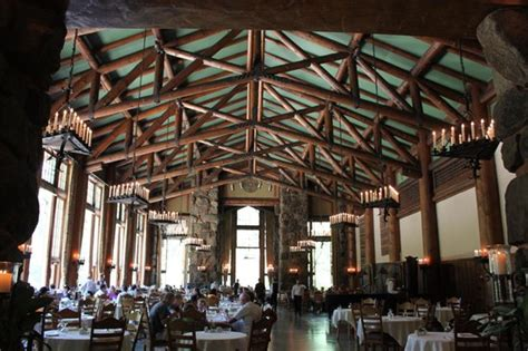 The Ahwahnee Hotel Dining Room by 301 Moved Permanently