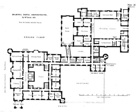balmoral house plan balmoral castle ground floor plan project lady katherine pinterest ground floor search