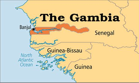 africa map gambia safricom s neo colonial dominance in west africa