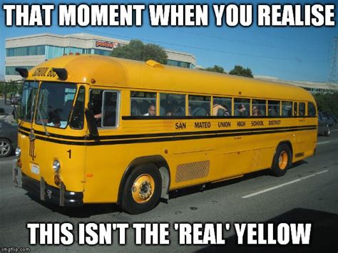 color of school buses why are school buses yellow 187 science abc