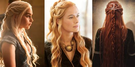 royal hairstyles games hairstyles inspired by the game of thrones the