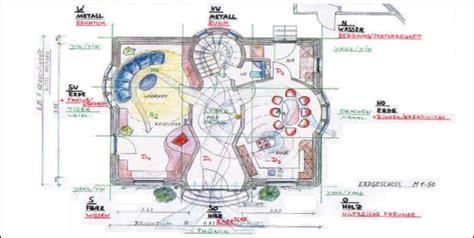 Raumaufteilung Feng Shui by Holistic Building Concepts