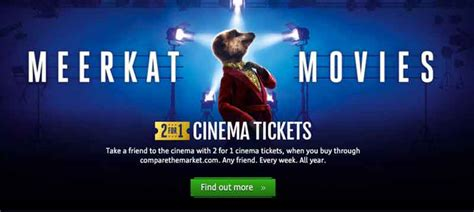 Compare The Market Insurance by 2 For 1 Cinema Cheeky Trick 163 3 Or Less For A Year