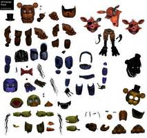 Fnaf withered animatronic resource pack by dahooplerzman