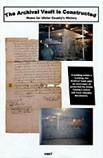 Ulster County Records Ulster County Archives Exhibits