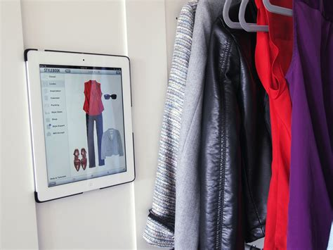 Digitize Your Closet by The Smart Closet Stylebook Digital Closet Arrives In Your