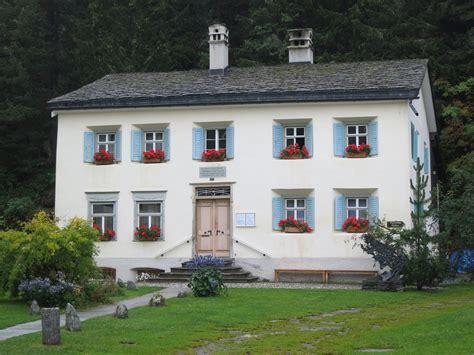 File Sils Nietzsche Haus Jpg Wikimedia Commons