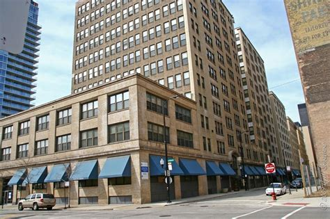 Ward Plumbing Chicago by Printers Square Apartments 700 S Federal St Printer S