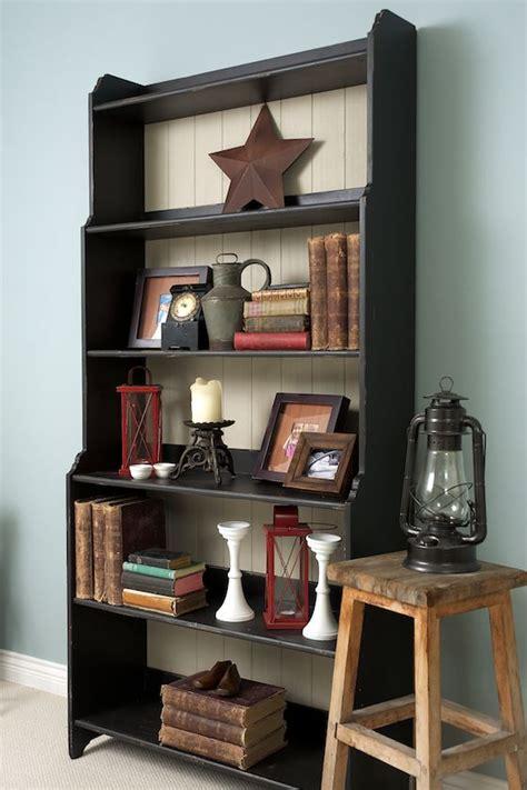 painted ikea leksvik bookcase furniture