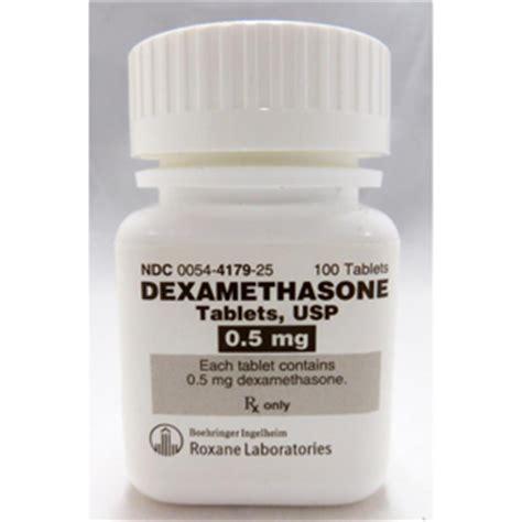 Grathazon Dexamethasone 0 5 Mg dexamethasone 0 5 mg 100 tablets vetdepot