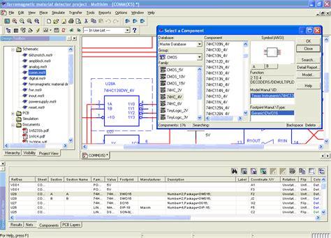 emptyelipron electronics workbench nl multisim nl