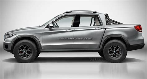 a bmw x5 based truck actually look ok