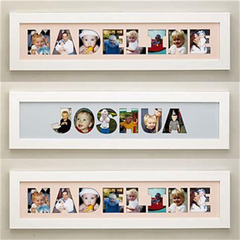 hacer cuadro de fotos c 243 mo hacer un cuadro con fotos y el nombre de tu hijo