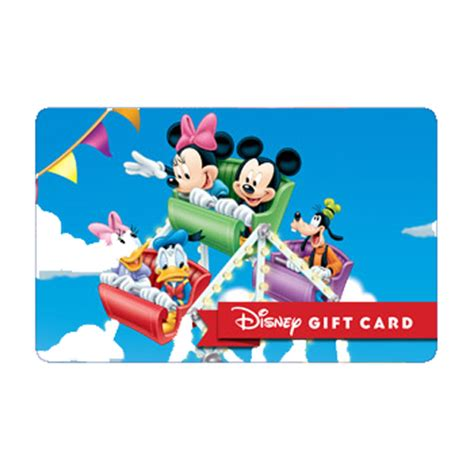 Carnival Gift Card Balance - your wdw store disney collectible gift card soaring to new heights