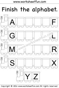 guess the missing letters worksheet free printable letters missing letters free printable worksheets gues