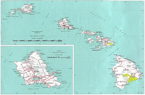 map of hawaii islands hawaii outline maps and map links
