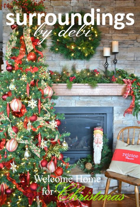 christmas magazine inspiration surroundings by debi