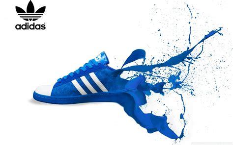 adidas reebok wallpaper adidas logo blue shoes hd white wallpapers lugares para