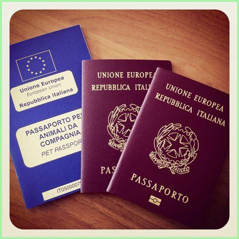 ministero dell interno cittadinanza italiana consulta passaporto animale cittadinanza italiana