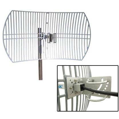 Harga Tp Link 3 Antena tp link grid parabolic antenna 2 4 2 5ghz 24dbi tl