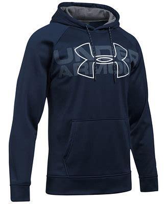Promo Beli 1 Dapat 2 Armour Drawstring Bag Tas Olahraga Und armour s armour fleece big logo hoodie hoodies sweatshirts macy s